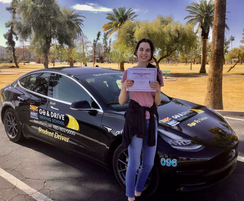 Lauryn, We are super happy for you! Please take care as you drive along. Congratulations!!